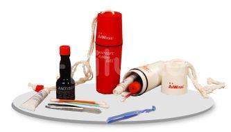 Antisept Juwim-Gel set na ochranu proti klíšťatům
