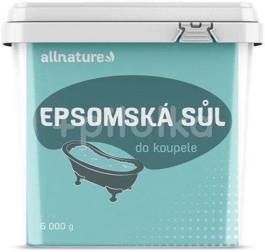 Allnature Epsomská sůl 5kg