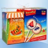 VitaHarmony letní box TravelPop + betakaroten + míč
