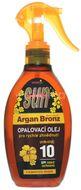 Sun Vivaco Opalovací olej s arganovým olejem SPF10 rozprašovací 200ml
