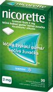 Nicorette Icemint Gum 2mg léčivá žvýkací guma 30ks