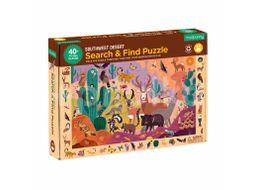 Mudpuppy Puzzle hledej a najdi, Poušť 64ks