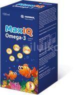 MaxIQ Omega-3 sirup pro děti 150ml