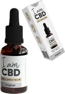 I am CBD Full spectrum CBD konopný olej 15% 10ml