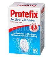 Protefix Aktivní čistící tablety na zubní protézu 66ks