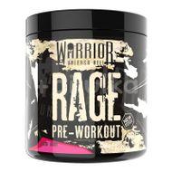 Warrior RAGE Pre-Workout blazin berry 392g