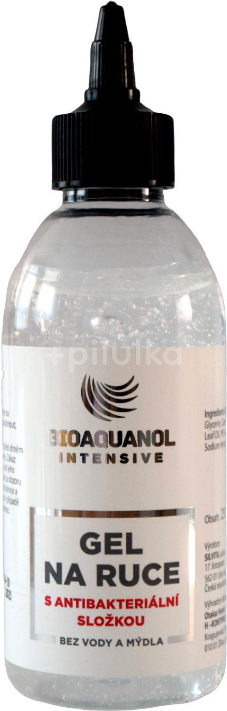 Bioaquanol Gel na ruce s antibakteriální složkou 250ml