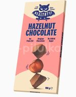 HealthyCO Čokoláda bez cukru oříšková 100g