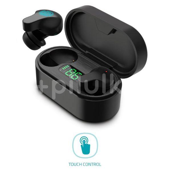 Lamax Bezdrátové Sluchátka Taps1 Black