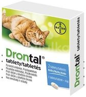 Drontal 2 tablety