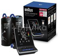 Braun Exactfit 5 connect BUA6350, ramenní tlakoměr s funkcí Bluetooth