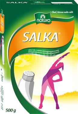 Salka jedlá sůl 500g