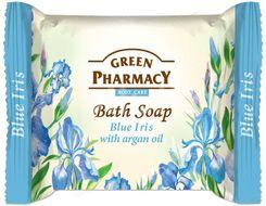 Green Pharmacy Mýdlo Modrý Iris s arganovým olejem 100g