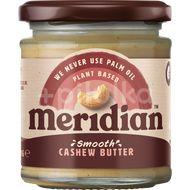 Meridian Kešu máslo jemné 170g