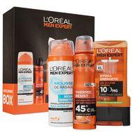 Loréal Paris Men Expert Hydra Sensitive dárková sada pro muže 3ks