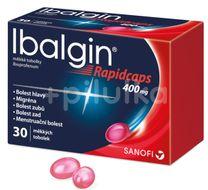Ibalgin® Rapidcaps 400mg měkké tobolky 30ks