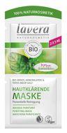 Lavera Hloubková čistící maska Bio Máta 2x5ml