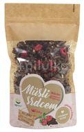 Topnatur Müsli srdcem Malina&Belgická čokoláda 250g