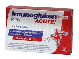 Imunoglukan P4H ACUTE! 300mg 5 tablet