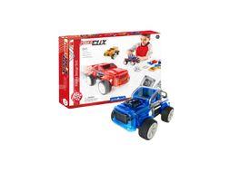 GuideCraft Magnetická stavebnice PowerClix® Závodní auta