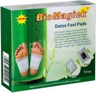 Goldrelax Detoxikační náplasti Biomagick 14ks