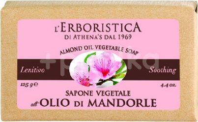 Erboristica tuhé mýdlo s mandlovým olejem a glycerinem 125g
