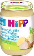 HIPP Brambory s králičím masem a fenyklem 190g
