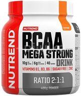 Nutrend BCAA Mega Strong Drink svěží pomeranč 400g