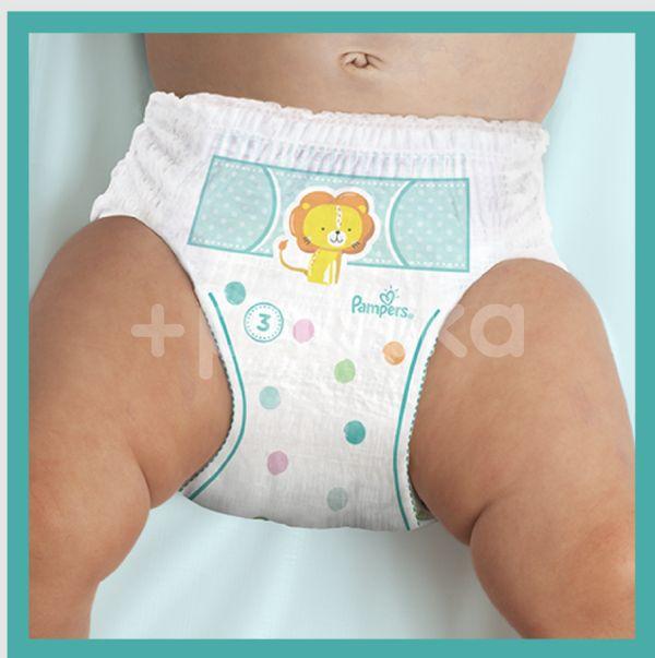 Pampers Plenkové Kalhotky Pants velikost 4+ 50ks