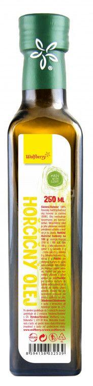 Wolfberry  Hořčičný olej 250ml
