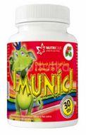 Nutricius Imuníci Hlíva ústřičná s vitamínem D pro děti 30 tablet
