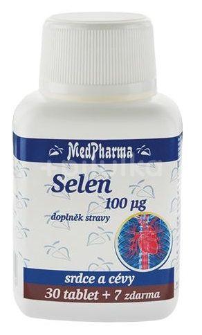 MedPharma Selen 100μg 37 tablet