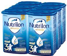 Nutrilon 3 Advanced Vanilla batolecí mléko 6x800g