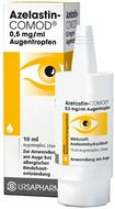 Azelastin Comod 0.5mg/ml oční kapky, roztok 10ml/5mg