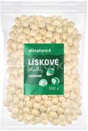 Allnature  Lískové ořechy loupané 500 g