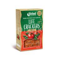 Lifefood LIFE CRACKERS BIO RAW Italské 90g