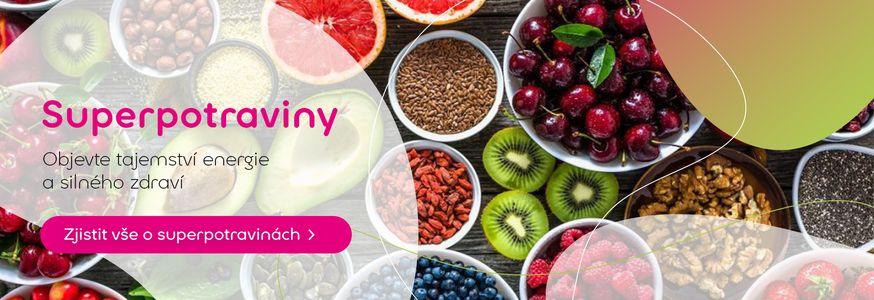 Objevte superpotraviny