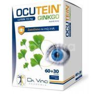 Ocutein Ginkgo Lutein 15 mg Da Vinci 60+30 tobolek