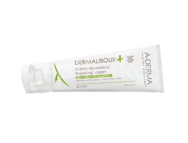 A-Derma Dermalibour+ Reparační krém pro podrážděnou a narušenou pokožku 50ml