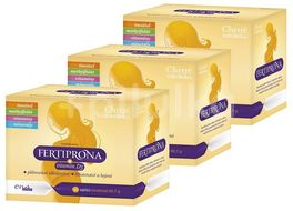 FERTIPRONA Inositol a Metylfolat 3x30 sacku