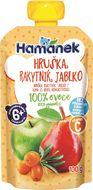 Hamánek Kapsička Hruška, rakytník, jablko 100g