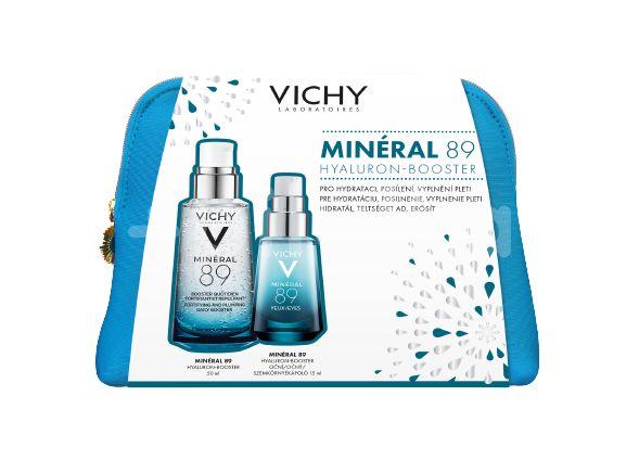 Vichy Mineral 89 Hyaluron-booster Vánoce 2021 2ks