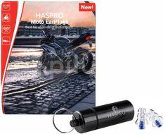 Haspro Moto špunty do uší na motocykl 1 pár