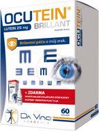 Ocutein Brillant Lutein 25mg 60 tobolek