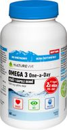 NatureVia Omega 3 One a Day 60cps