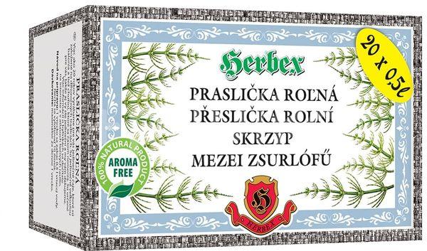 HERBEX Přeslička rolní 20x3g