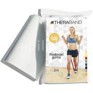 Thera-Band Posilovací guma 2m stříbrná - super silná