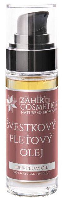 Zahir Cosmetics Švestkový olej 30ml