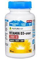 NatureVia Vitamin D3-Efekt 2000IU 90tbl