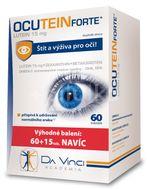Ocutein FORTE Lutein 15mg Da Vinci Academia 60+15 tobolek
